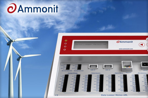 Ammonit Data Logger Meteo-40